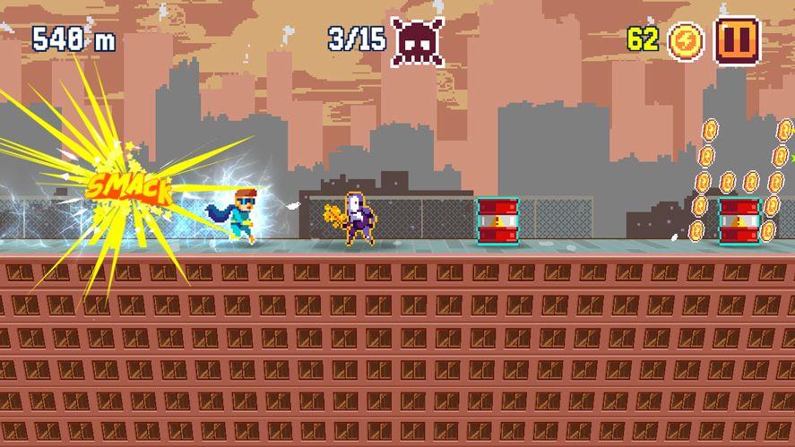 Pixel Super Heroes Uptodown
