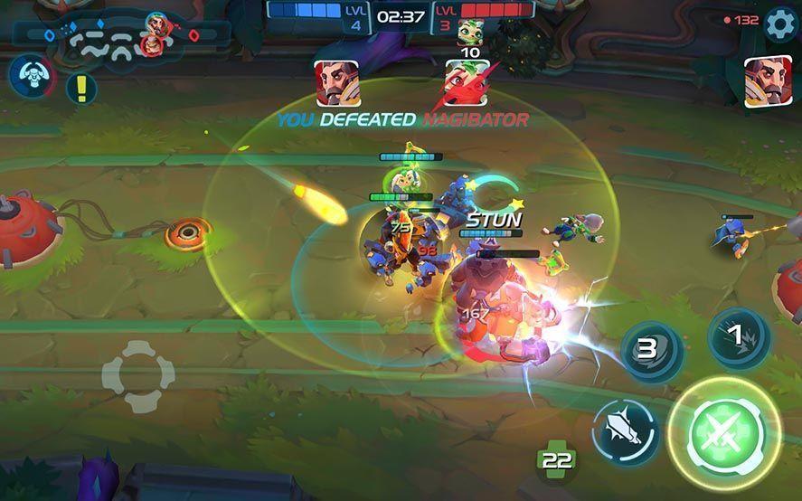 planet of heroes screeshot 1 El MOBA Planet of Heroes ya está disponible para todos los usuarios