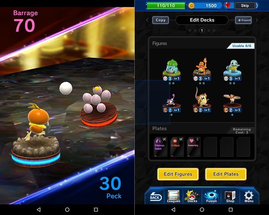 pokemon duel screenshot 3 Disponible Pokemon Duel, el nuevo juego oficial para Android