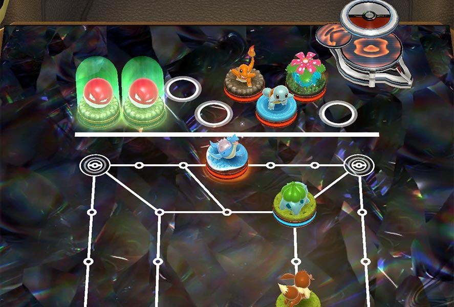 pokemon duel screenshot Disponible Pokemon Duel, el nuevo juego oficial para Android