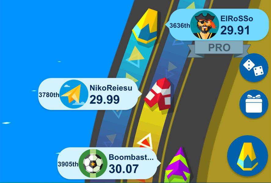 race time screenshot 2 Race Time, uno de los juegos más adictivos del 2017 para Android