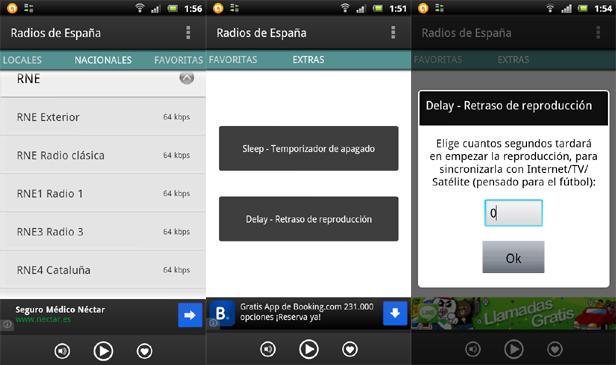radios de espana android Apps Android para escuchar música en la nube