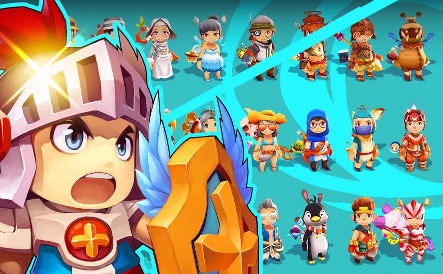 rogue life screenshot Rogue Life, un precioso shooter arcade con tintes de RPG