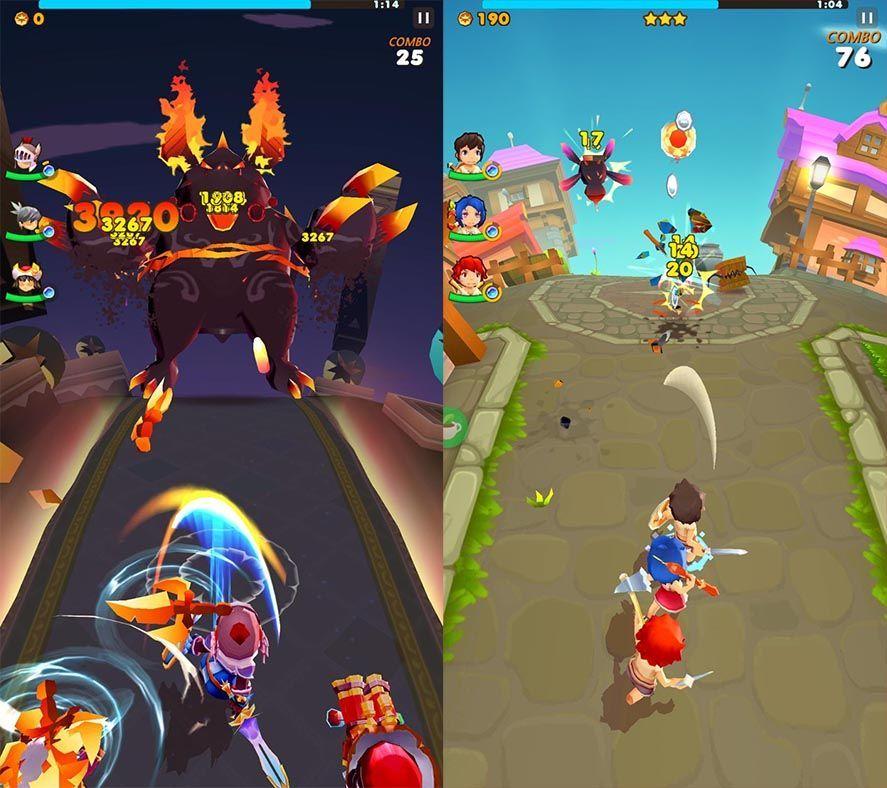 rogue life screenshots 1 Rogue Life, un precioso shooter arcade con tintes de RPG