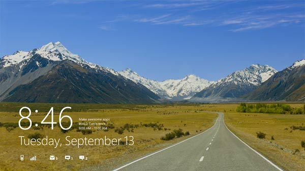 screenshot lockScreen page Descubre Windows 8 y descarga su versión Preview