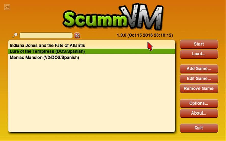 scummvm tutorial 2 Cómo configurar ScummVM en Android
