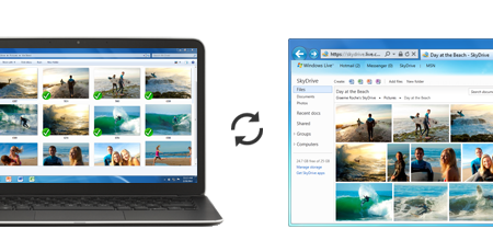 skydrive windows SkyDrive aterriza para luchar contra Dropbox y Google Drive
