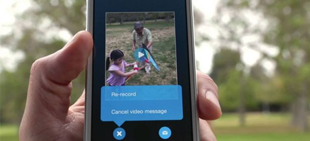 skype mensajes de vídeo