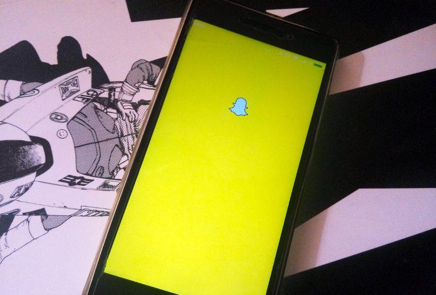 Snapchat grupos