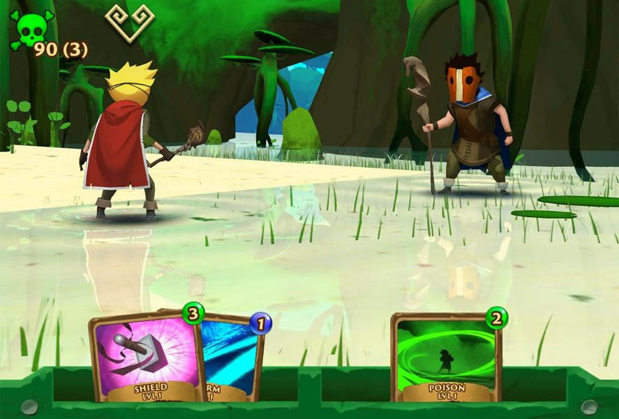 Spell Brawl Screenshot