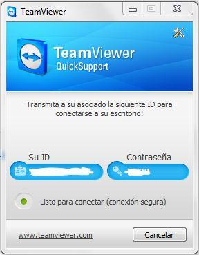 teamviewer5 Cómo acceder a otro ordenador y controlarlo con TeamViewer