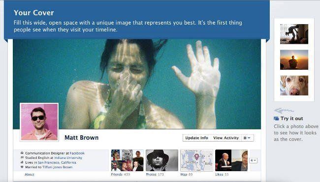 timeline facebook cover w650 El timeline de Facebook ya está disponible