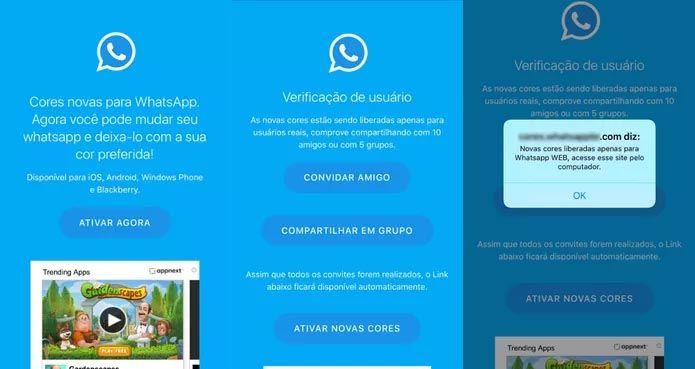 timo whatsapp color Cinco estafas de WhatsApp en las que no debes caer