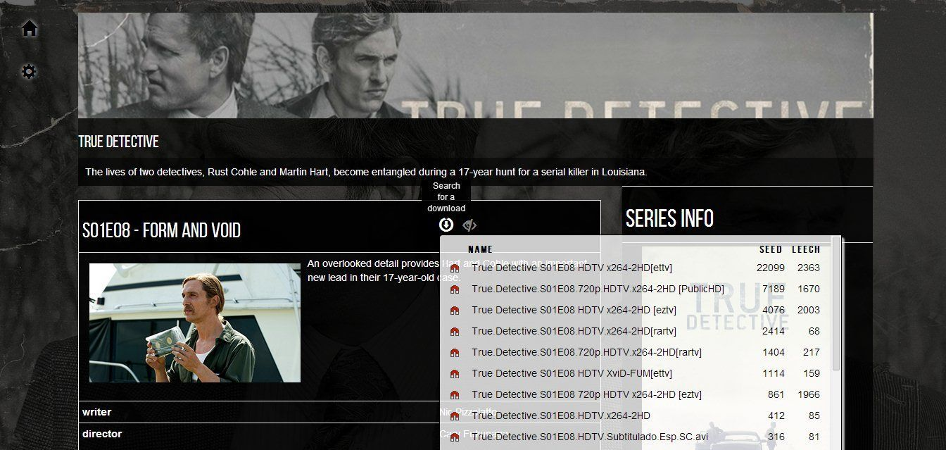 torrent de seriesguide
