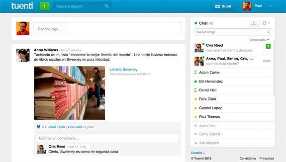 tuenti2 Tuenti se renueva para web y móvil y planta cara a WhatsApp