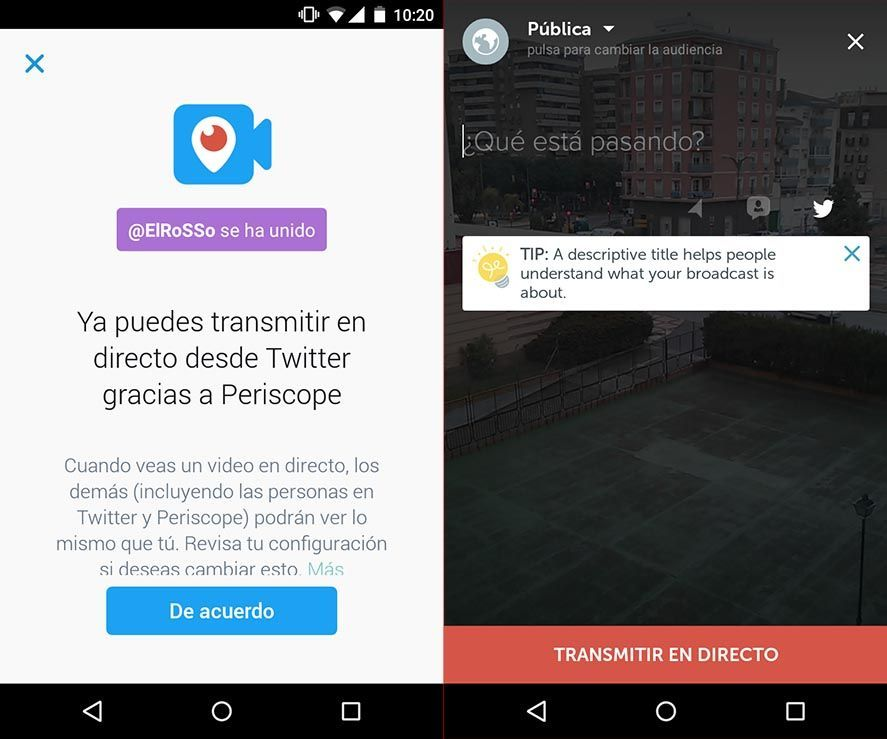 twitter live videos Ya es posible emitir vídeo en directo desde Twitter sin usar Periscope