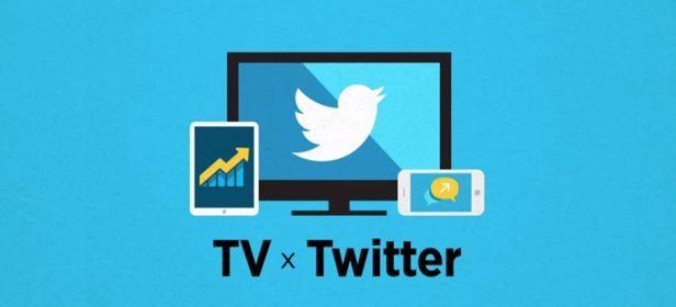 twitter y televisión cabecera