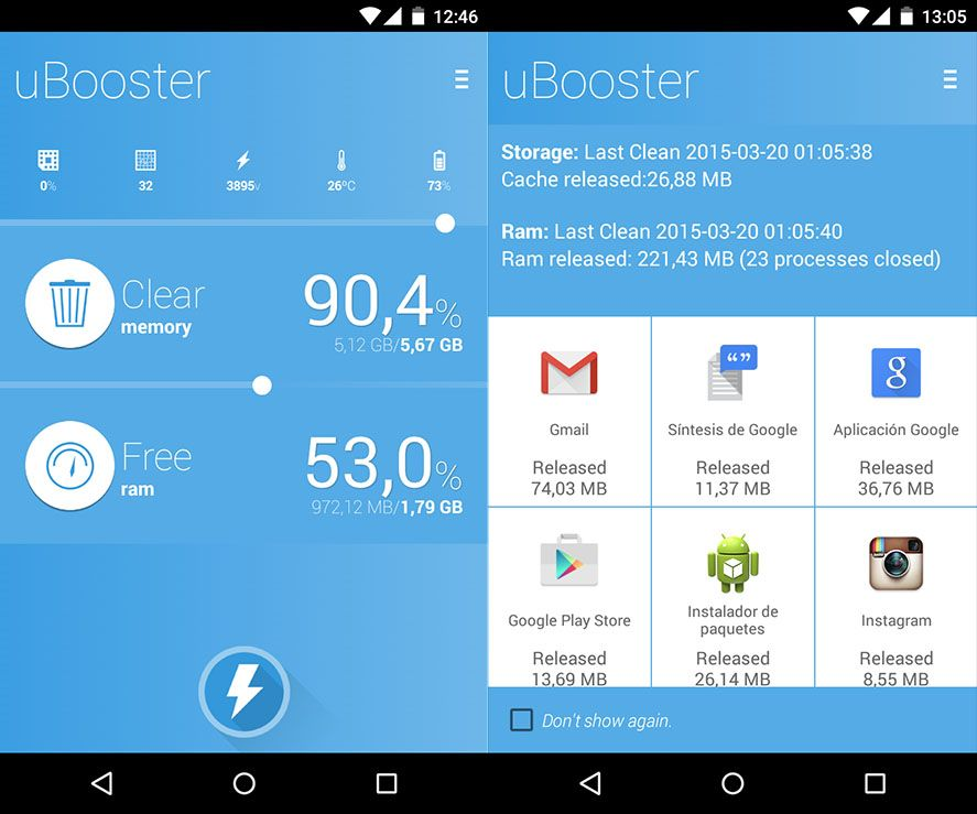 uBooster-screenshot-1