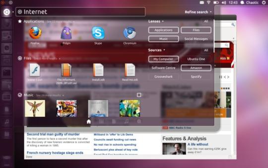 ubuntu 1 Ubuntu 11.10 recién sacado del horno: resumen de novedades
