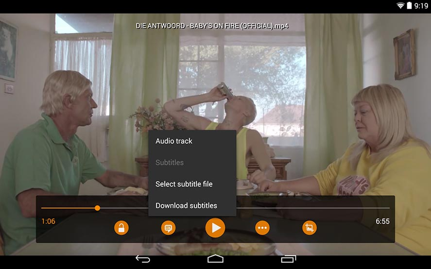 VLC Player 2.0 para Android