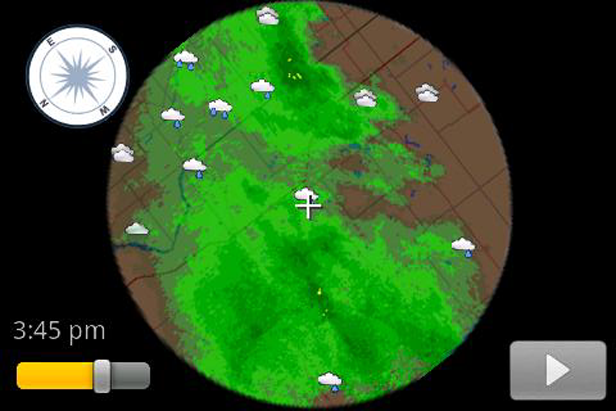 weather reality 101 1 Realidad Aumentada en Android