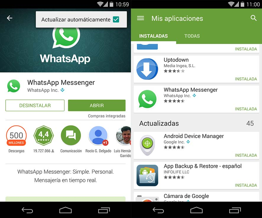 whatsapp-doble-check-updates