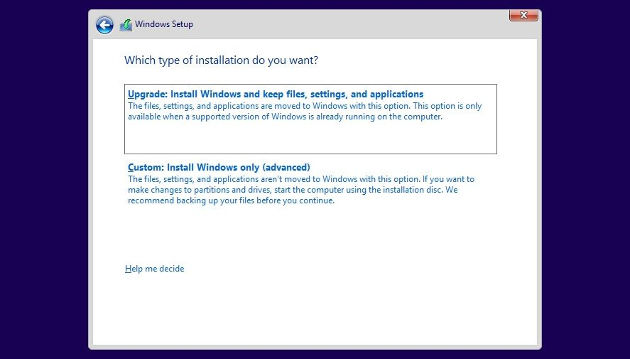 windows-10-type-installation