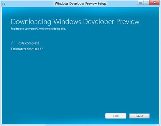 windows8 La instalación de Windows 8 será más sencilla