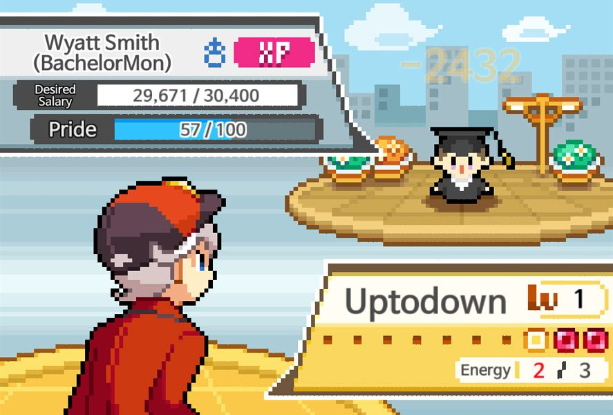 workemon screen 1 Workemon, una parodia de Pokémon sobre el mundo empresarial