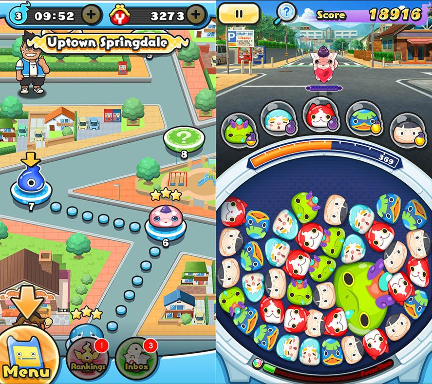 Yo-Kai Android screenshot