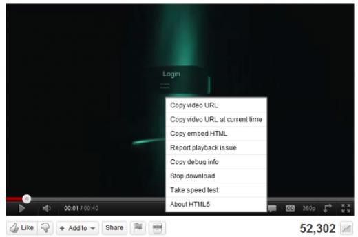 youtube html5 Google mejora el reproductor HTML5 de YouTube