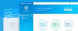 Antivirus y optimización del PC con 360 Total Security header