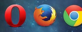 Comparativa de navegadores: Chrome 34 vs Firefox 29 vs Explorer 11 vs Opera 20 header