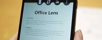 Escanea documentos desde Android con Office Lens header