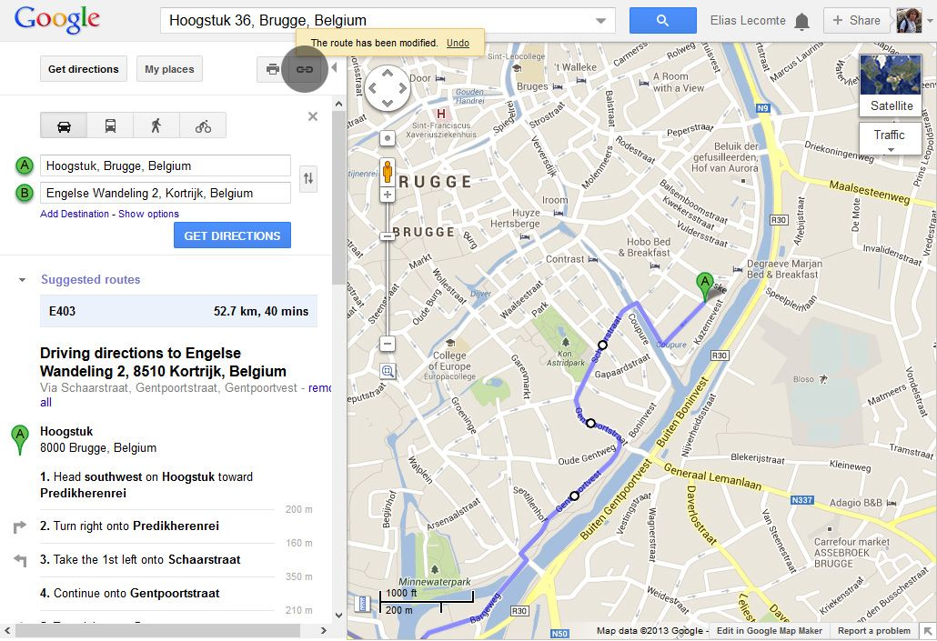 Google Maps Suggest You To Take A Kayak From USA To Japan Google - Us map with directions