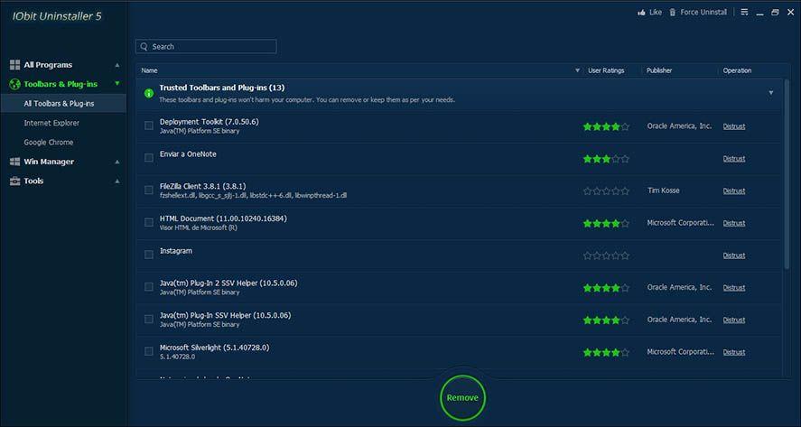 IObit Uninstaller 5, an efficient Windows uninstaller  Iobit