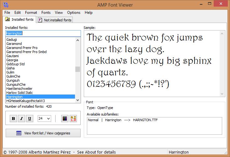 AMP-Font-Viewer-2