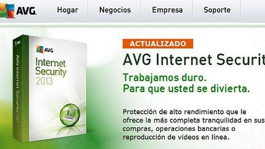 AVG Anti-Virus Free 2013