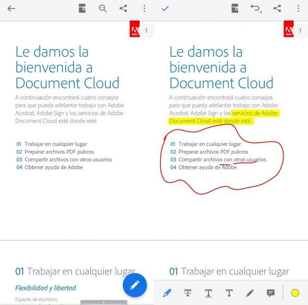 Adobe Reader - Mejores apps para leer PDFs