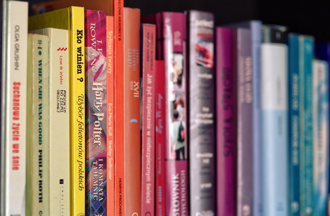 Aplicaciones para organizar libros