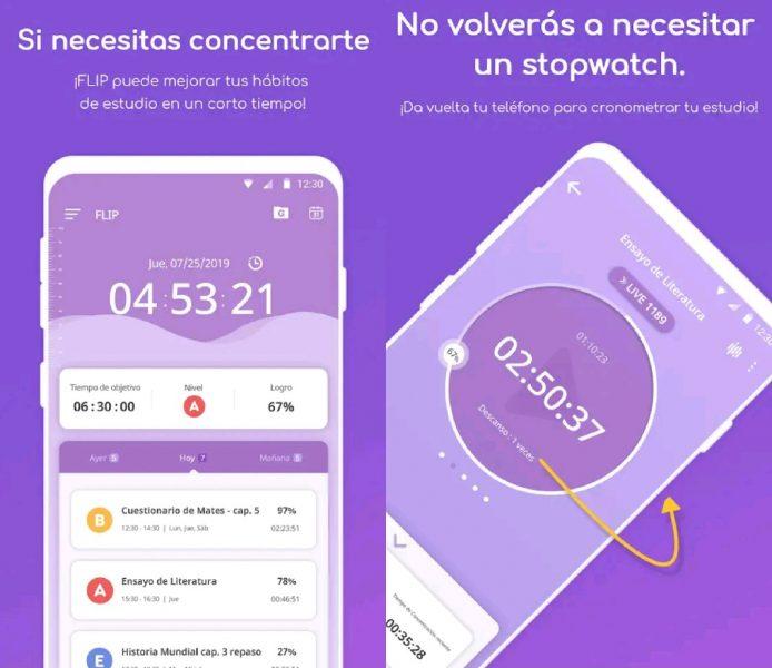 Apps de produtividade - Flip