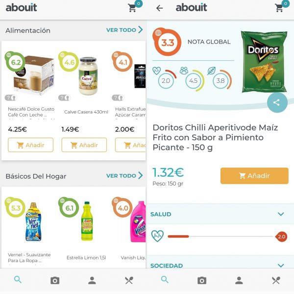 Apps medio ambiente - Abouit