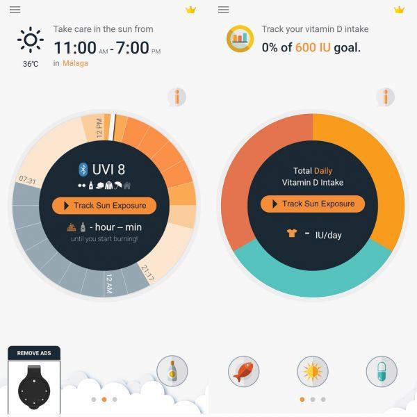 Apps para proteger tu piel - QSun