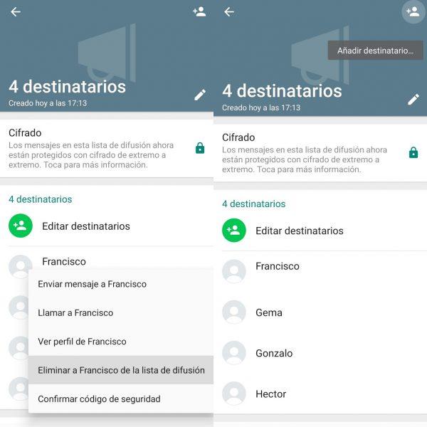 Como criar listas de transmissão no WhatsApp
