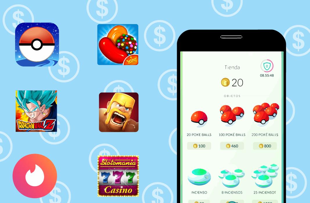 Cabecera apps Estas son las apps con más ingresos para Android de 2018