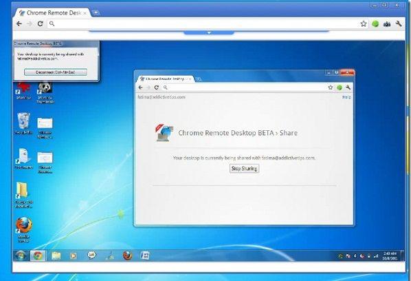 Chrome Remote Desktop, la nueva herramienta del navegador de Google que permite controlar otros ordenadores de forma remota