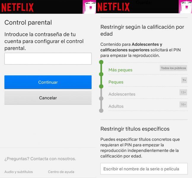 Cómo compartir una cuenta de Netflix