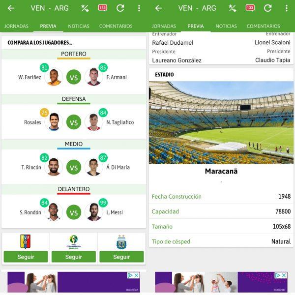 BeSoccer - Copa América 2019