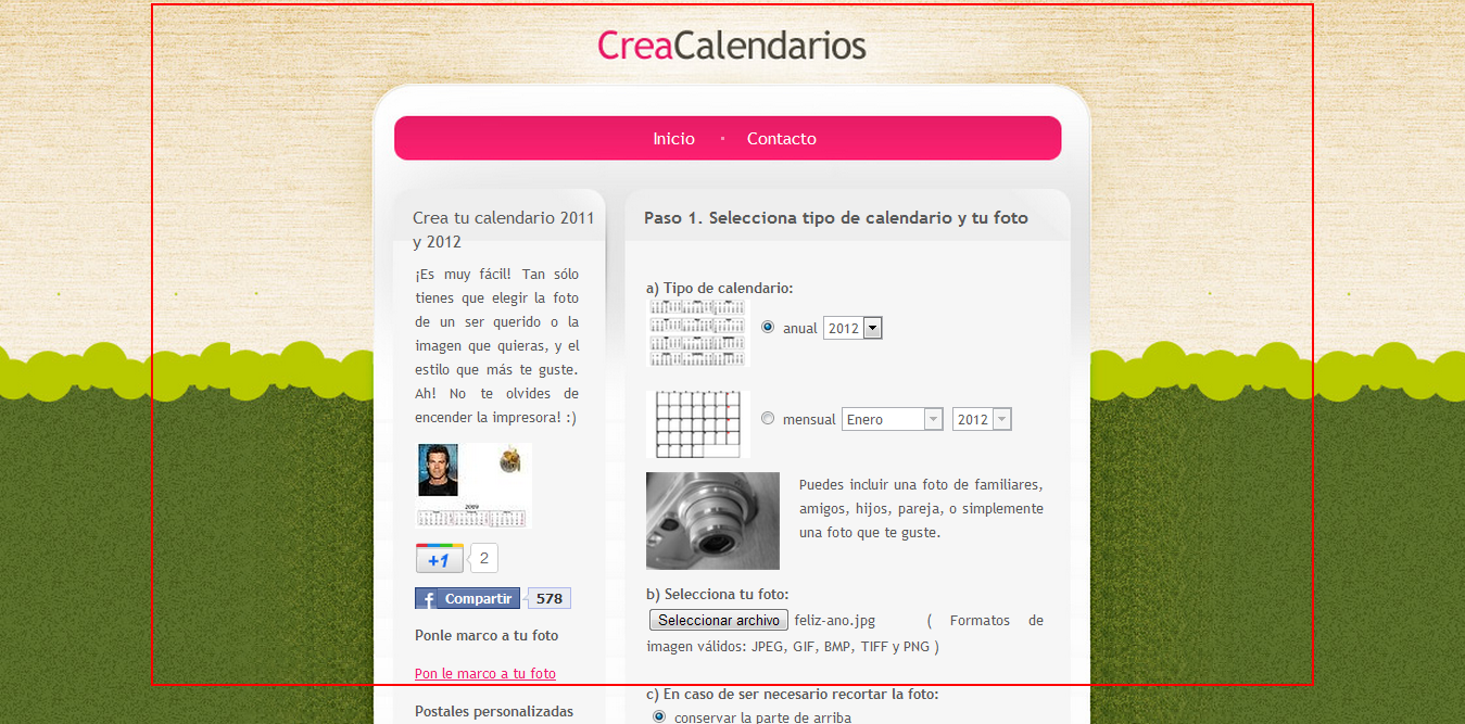 C mo hacer tu propio calendario para a o nuevo uptodown blog - Como hacer tu propio calendario ...
