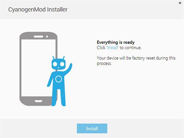 Cyanogen-Windows